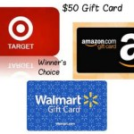 4 Winners: Shop Til You Drop Black Friday $50 Gift Card Giveaway