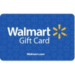$100 Walmart gift card Flash giveaway