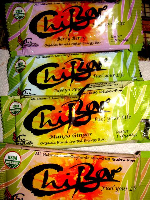 organic glutein free bars