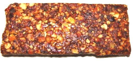 organic hand crafted energy bar