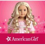 $100 American Girl gift card giveaway, Ends 1/31