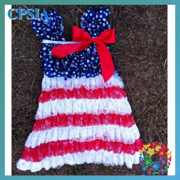 July 4th raffle dress