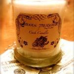 Hidden Treasure Cash Candle giveaway, 4/21