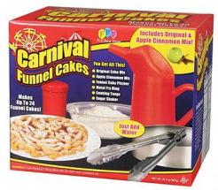 funnel cake maker giveaway