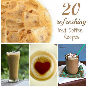 top 20 refreshing iced coffee recipes