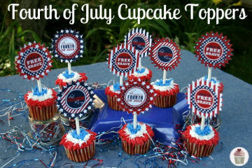 Fourth-of-July-Cupcake-Toppers