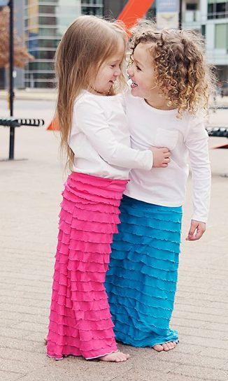 minimaxi skirts