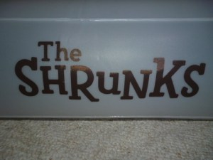 shrunks logo