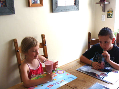 why kids love smoothies