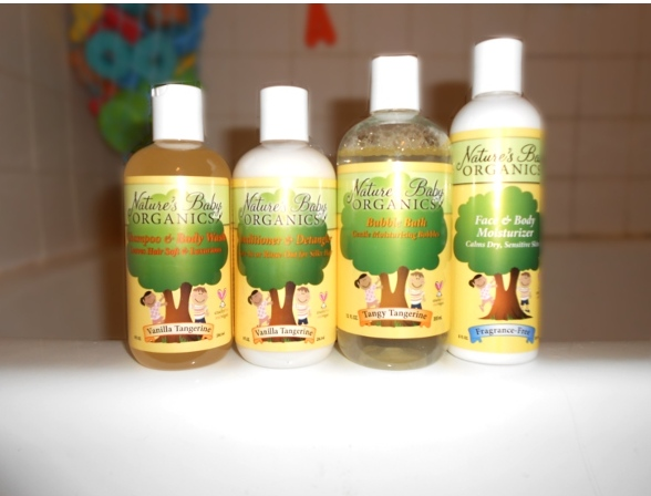 Nature S Baby Organics An All Natural Shampoo That Is Safe
