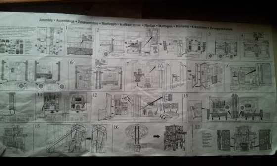barbie dream house instructions , how to put together barbie dream house