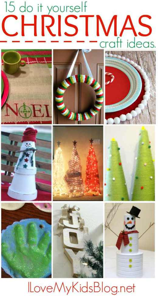 Christmas Do it yourself Craft Ideas