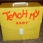 Bond. Teach. Play…Twenty Minutes A Day- Teach My Baby kit (Review & Giveaway)