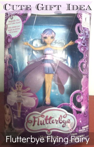 Cute Gift idea Flutterbye Flying Fairy