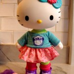 Cute Gift Idea – Poseable Large Hello Kitty Doll (Dancer)