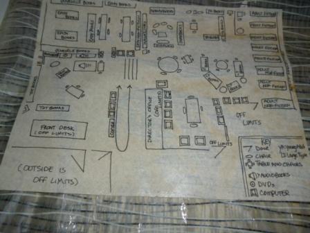 How to make old looking paper not dark enough soak again