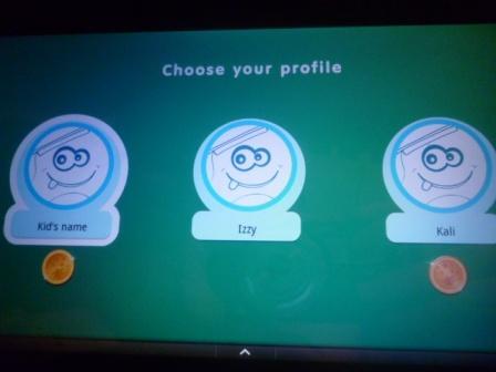 Tracing App create profiles