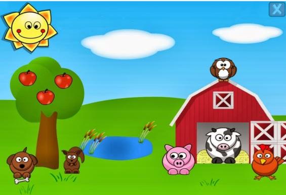 barnyard-game
