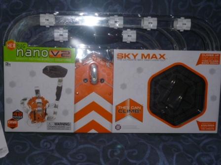 hexbug sky max
