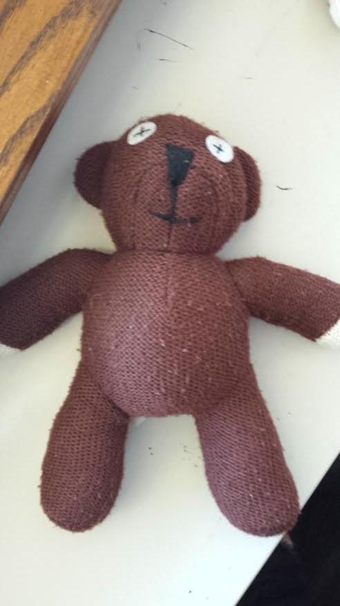 Mr Beans Teddy
