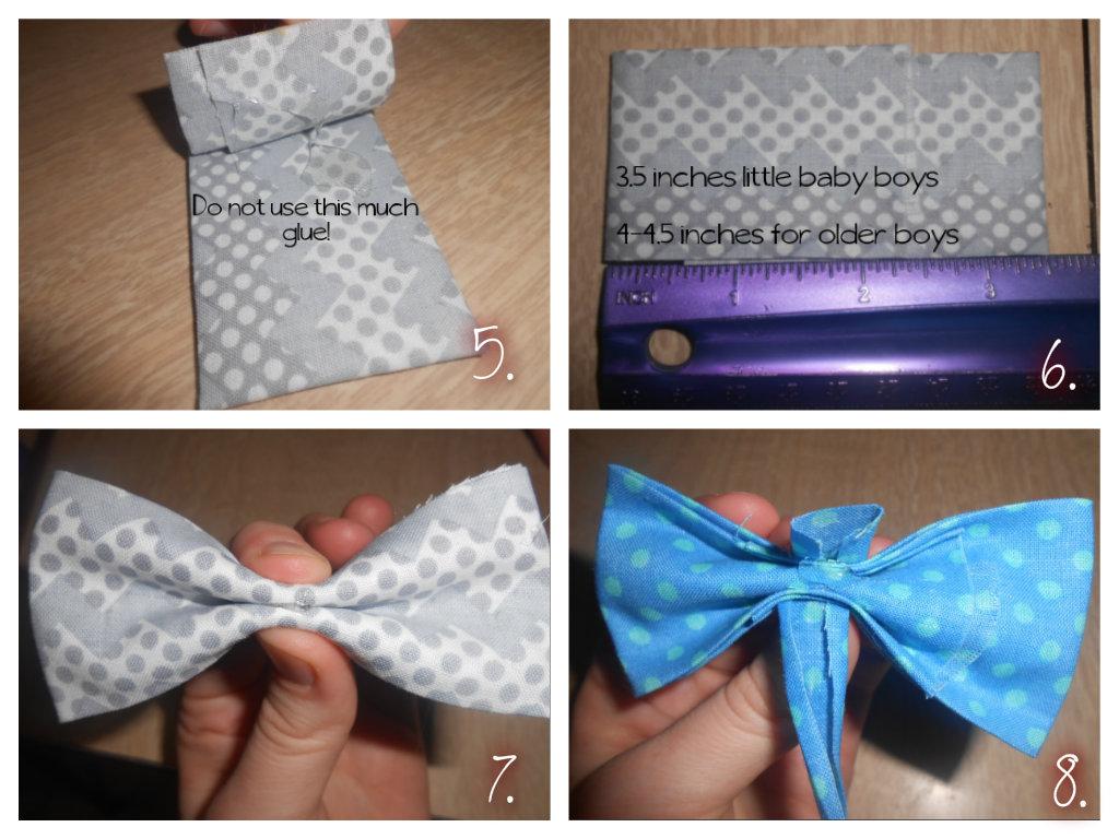 Lil man bow ties diy no sew under 40 cents a piece i love bow tie help 2 jeuxipadfo Images