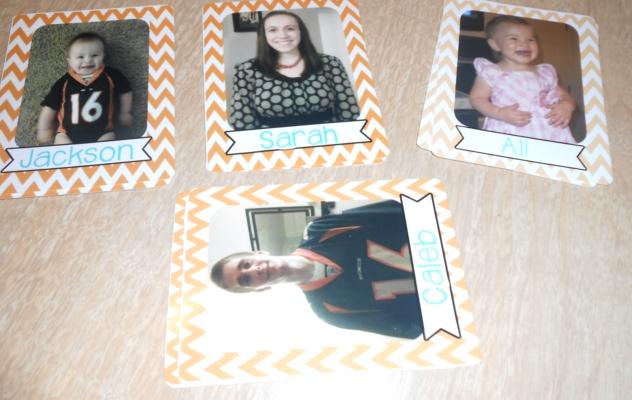 Card set family