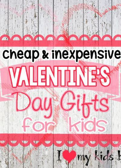 7 Valentine's Day Gift Ideas for Kids