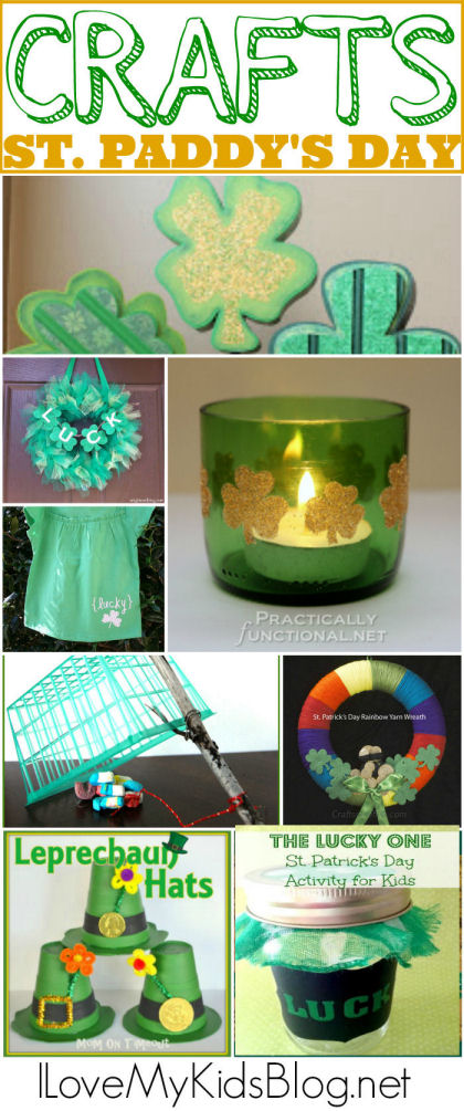 St. Patrick's Day Carfts ideas