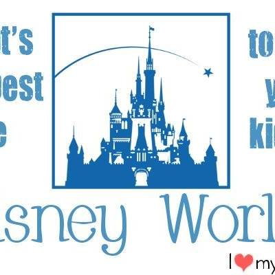 What's the Best Age to Take Kids to Walt Disney World?