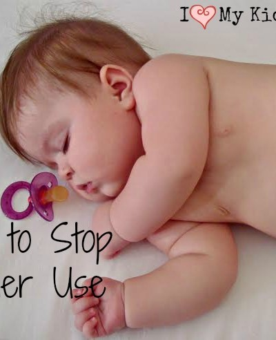 Binky Battle: Tips How to Stop Pacifier