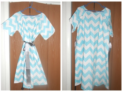 Stylish Maternity Hospital Gown From Mod Mum A Must Have