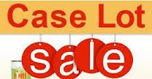 case lot sale