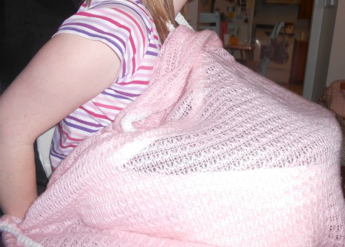 san.blanket over