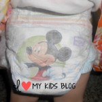 My Big Mover in Huggies Little Movers Diapers {Review}
