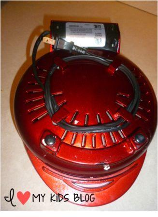kalorik waffle maker 5