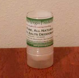 Green Virgin Deodorant Stone