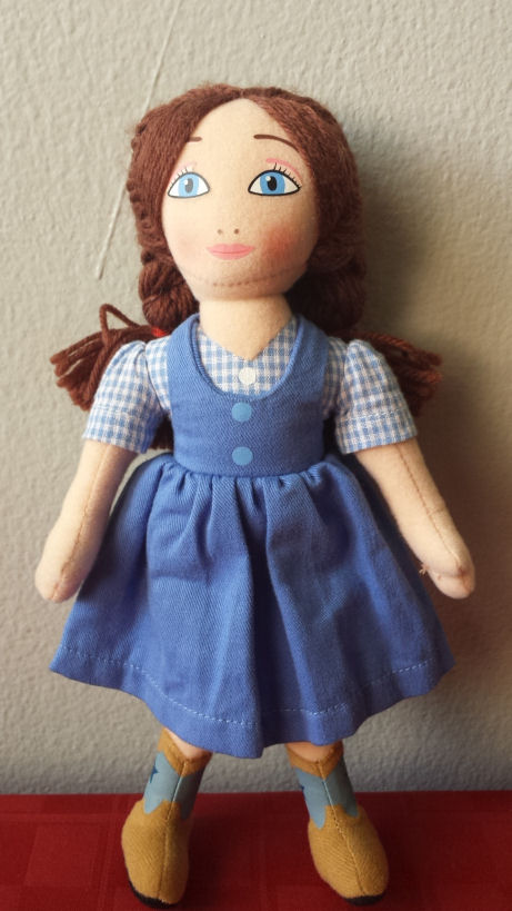 madame alexander legends of oz dorothy doll