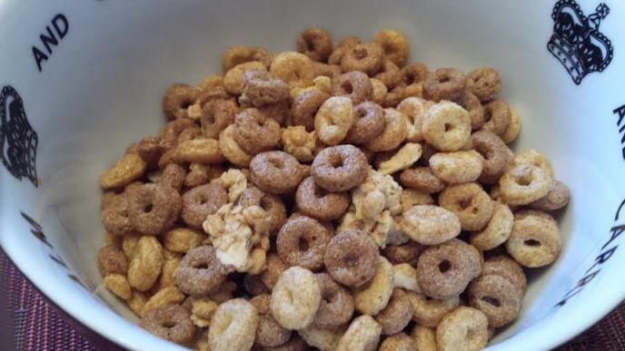 new cheerios protein