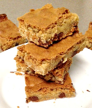 Delicious Bongo Bars Recipe