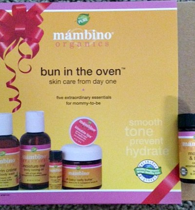 Mambino Organics: Bun in the Oven Kit Review and Giveaway