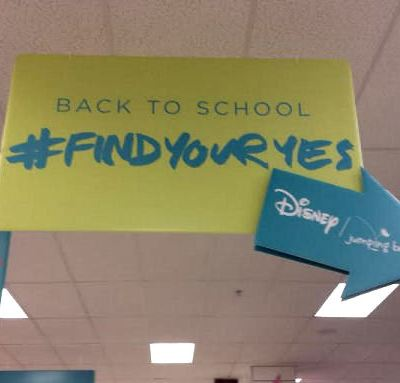 Back to School Shopping: NEW Disney Jake and Sofia Collection at Kohl's