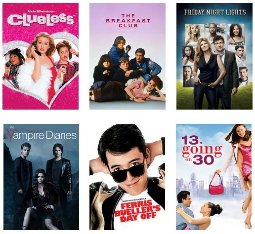 family movies netflix teens