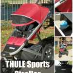 Experience Outdoor and Exercise With Thule Sports Stroller