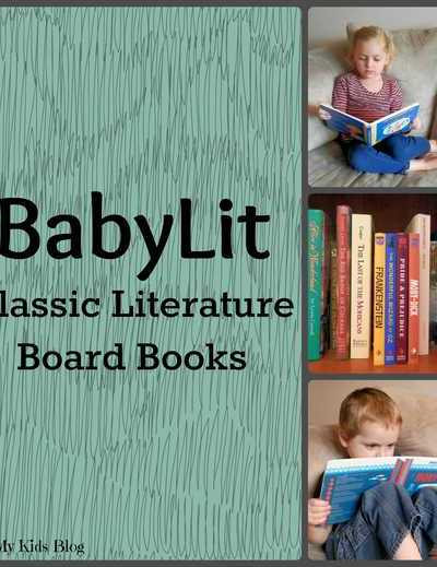 BabyLit: The Best Board Books on the Planet