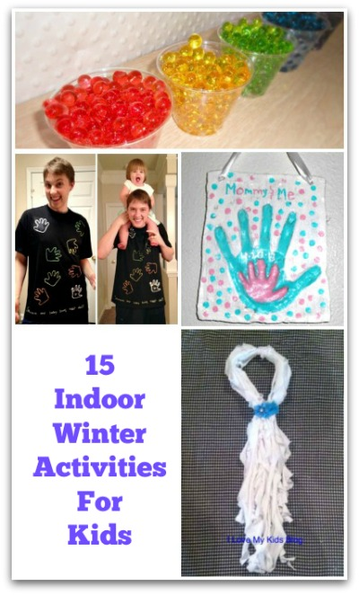 Indoor Winter Activites