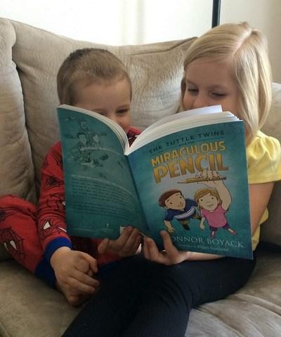The Tuttle Twins: Fun Economics for Kids