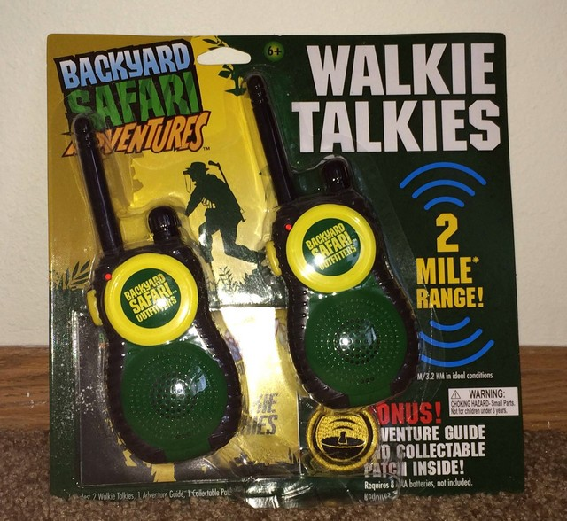 children's walkie talkies