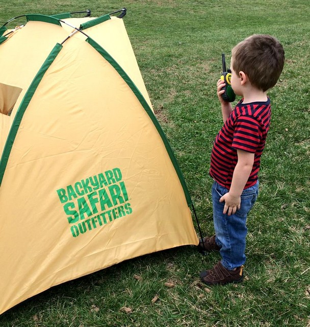 Backyard Safari Outfitters: Perfect For Young Explorers