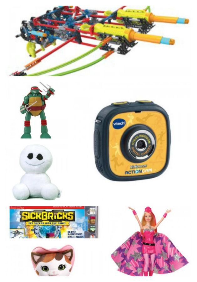 Hot New Toys Summer 2015
