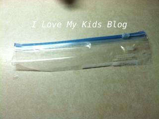 teacher gift idea make a bag